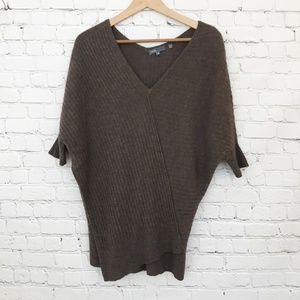 Vince Cashmere Sweater Brown XS